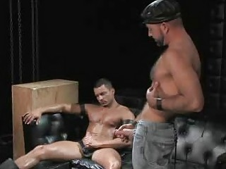 Angelo Marconi Fucked By Queasy Daddy Tease West