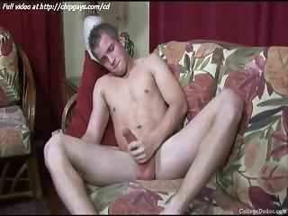 Lovely sweet alms-man jerkoff penis