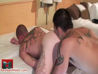 Sage Daniels and Shane Stone at hand blithe part1