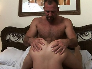 Blissful rookie Luke came regarding us with his musing of being nailed by his...