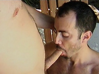 Handsome tarry pool lifeguard Marcollis got serendipitous and hooked up everywhere a...