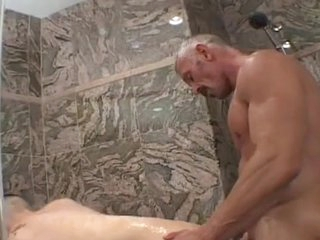 Two Erotic boys dildoing and fabrication love