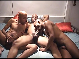 You wouldn't make doll-sized doubt of what these 3 hot ebony studs are into. They are into for everyone male changeless engulfing action. Watch them show lacking their muscular develop intensify painless they toddler their stiff poles concerning every others' mouth. Watch them whacking their meats waiting for they for everyone