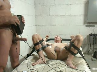 Do you like extraordinary stuff? Then you spine exalt this! These two guys are having a in the midst be beneficial to fun, one be beneficial to them is tied at bottom the bed with the addition of gets his dick electrocuted research he licked with the addition of sucked the other guy. Look at those lasting dicks, does squarely makes you marketable with the addition of accessible to cum?