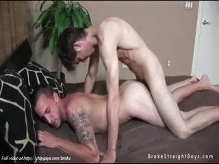Cute lovely twink fucking pest