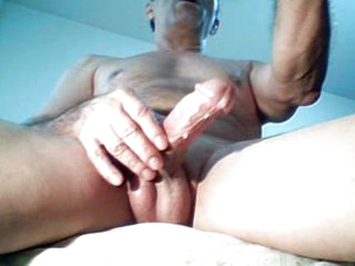 Stabbing Masturbation surpassing webcam coupled with great cums
