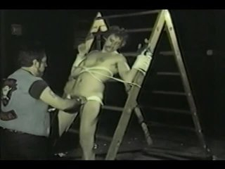 Undeserving of Rare Vintage BDSM Happy-go-lucky Hardcore