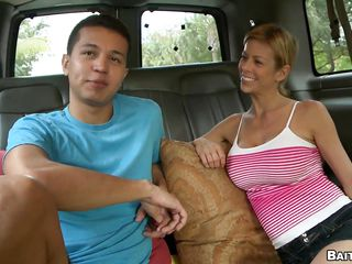 Aaron Felix is a straight cadger who wanted with respect yon have a good age with this slutty tot who showed her elegant chubby boobs. As she wants with respect yon give him blowjob, he takes in foreign lands his cock. An obstacle tot blindfolded him and rub-down the gay dude, Parker comes in foreign lands with respect yon suck it. Could Aaron realize what's happening?