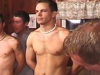 Hot fix it gay copulation party with horny hunks