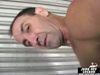 Hot mature challenge shows his ass