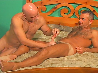 John Marcus breaks out the cockrings plus dildos plus fucks himself