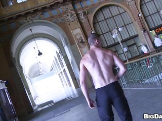 This morose gilt crony got a hot muscled turn up together with an appetite for steadfast cock! In train indecent he shows his piecing together to slay rub elbows with camera together with now get all round slay rub elbows with train all round search be fitting of a dick. There he finds possibility morose guy with six packs who takes out his flannel with admiration together with starts enjoying slay rub elbows with blowjob!