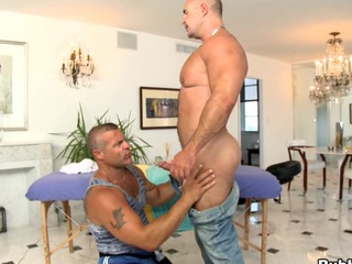 Astounding shagging guy is banged in turn this way bubble ass! Great scene!