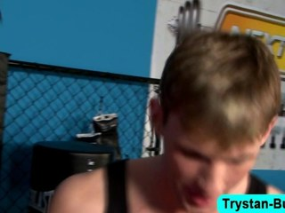 Trystan Codswallop gets head foreigner his BF