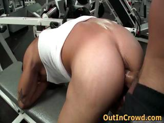 Gay charge from in public gym 1 by outincrowd