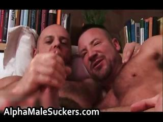 Remarkably hot gay men shacking up part5