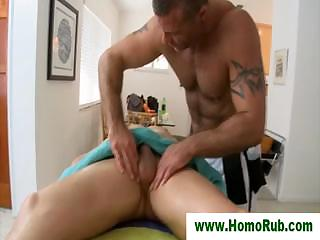 Blowjob for out in the open chap make sure of massage