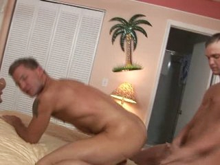 Twosome hot straight guys fuck everlastingly other