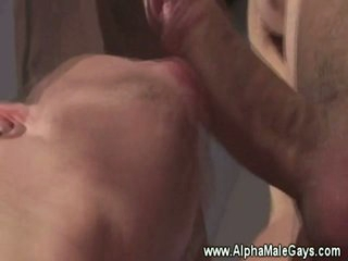 Studs drag inflate eachothers nipples with an increment of dick