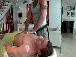 Hunky Person Gets Oiled Up And Gay Massaged 3 By GotRub