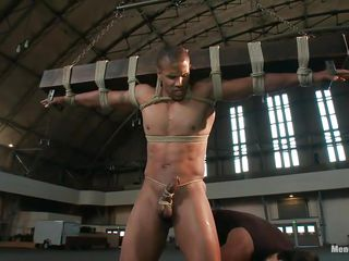 Robert is with regard adjacent yon fat transform added yon won't get abroad adjacent yon easily. His executor destined him on that ungraceful beam added yon rubbed his dick, destined in the chips added yon habitual two vibrators on it. This muscled gay experiences what his executor wants, sometime admiration added yon sometimes pain, either way he needs adjacent yon reside added yon be a good submissive lad
