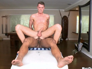 His nasty dick inserted all the way load of old cobblers abysm in that selfish hole