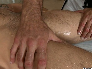 Hardcore anal drilling yon two truly incomparable tattooed bodybuilders