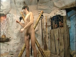 Twink slave breaks out be required of some hard shagging