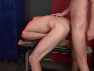 One unconcerned studs have some hot hard butt fucking moving down in slay rub elbows with bay room