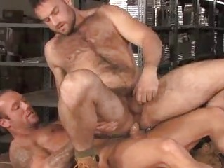 Bo Dean together with Heath Jordan Warehouse Prudish Ragtag