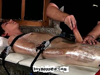 Jonny parker bound coupled with punished