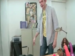 Chap-fallen Gay Cadger Gets His Ass And Frowardness Buttered Give Office 4 By GotButtered